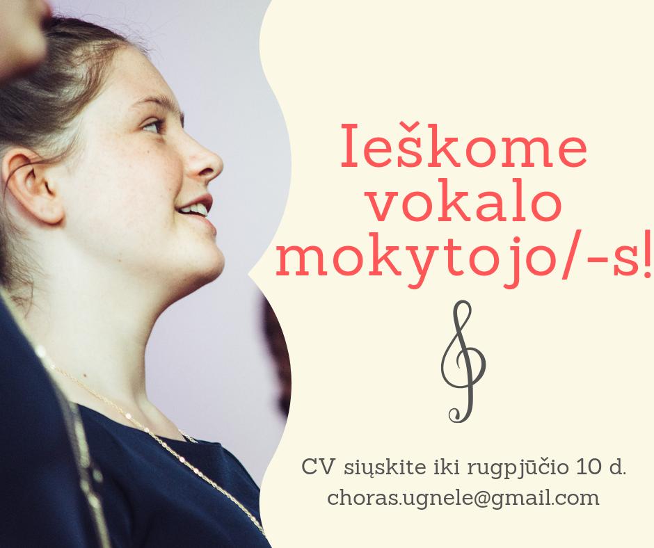 Ieškome vokalo mokytojo! (1)